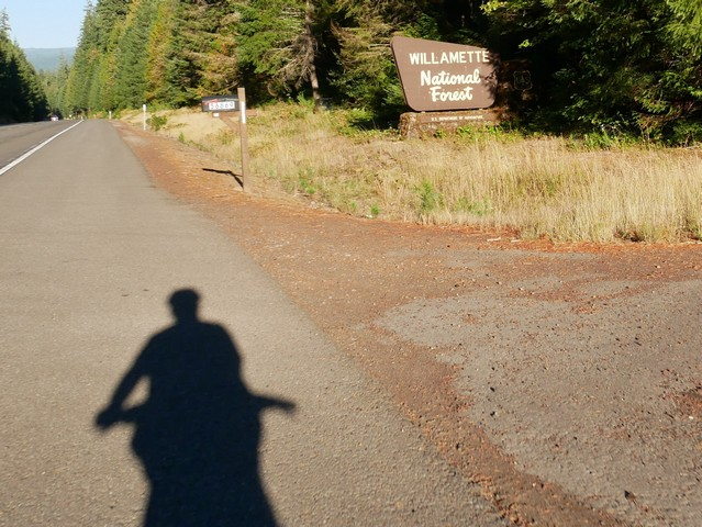 Across Oregon Part 1