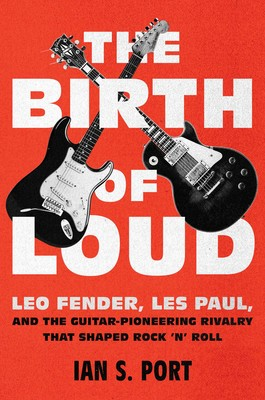 book cover: The Birth of Loud