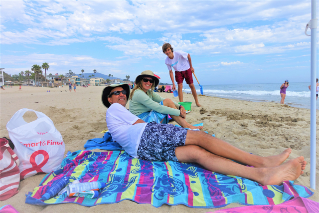 Family Beach Week 20107