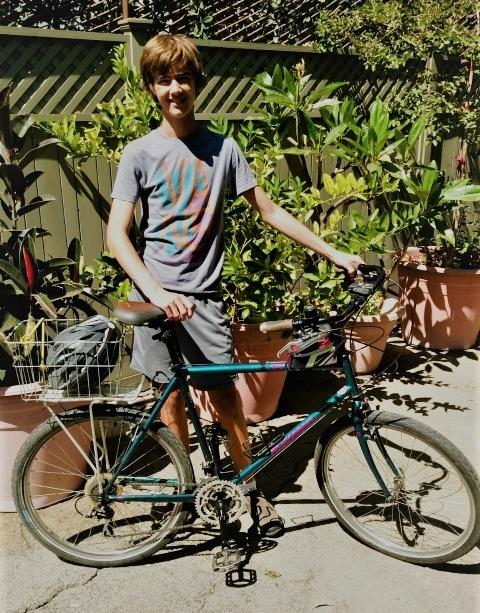 Elders Bike